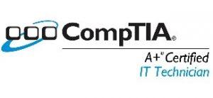 CompTIA logo LEI sertifikati
