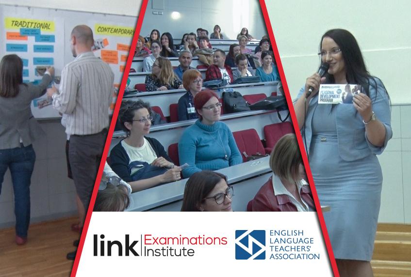 LINK Examinations Institute deo 17. međunarodne ELTA konferencije